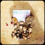 Pile of Receive stones