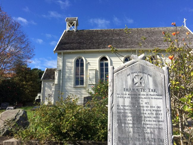Russell church